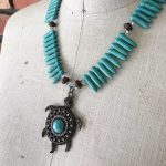 Image of Turtle Takes Tahiti Necklace