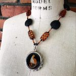 Image of Bottlecap Cat Necklace