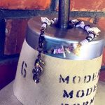 Image of Lilac Seahorse and Shell Bracelet