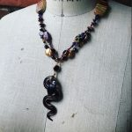 Image of Snake of Sahara Necklace