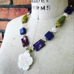 Image of Deep Purple Necklace