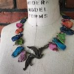 Image of Bird of Paradise Necklace
