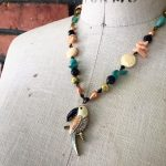 Image of Isle of the Toucan Necklace