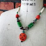 Image of The Great Pumpkin Necklace